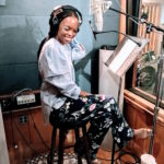 magogodi makhene Caine Prize VoiceOver in Booth Threshold Recording Studios NYC