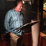 Jay O' Sanders voice-over at Threshold Recording Studios NYC