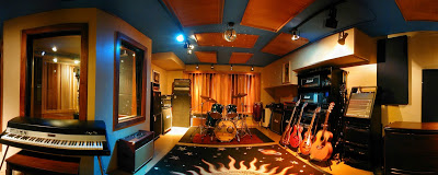 Threshold Recording Studios Live Room A