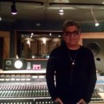 Deepak Chopra voice over at Threshold Recording Studios NYC