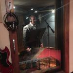 Eric Casaburi Voice Over recording his audiobook Just Make Money! at Threshold Recording Studios NYC