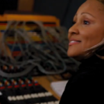 Academy Award winner Darlene Love filming 20 Feet From Stardom at Threshold Recording Studios NYC