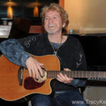 Jon Anderson of YES at Threshold Recording Studios NYC