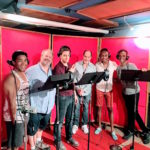 Kinky Boots Threshold Recording Studios NYC