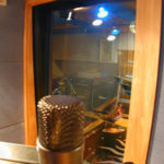 Vocal Booth Threshold Recording Studios NYC