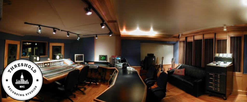 Voice Over Recording Studio NYC | Podcast | Threshold