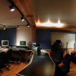 Threshold Recording Studios NYC Control Room A
