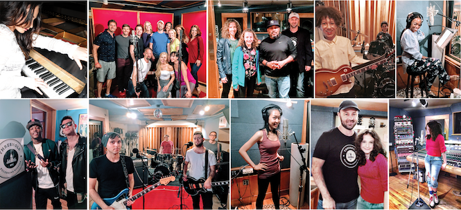 Threshold Recording Studios NYC Clients